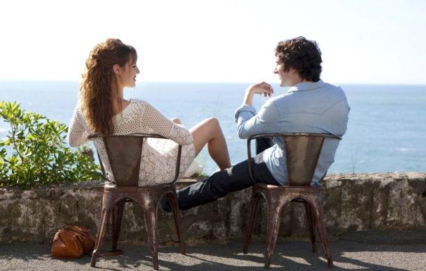 Dragostea durează trei ani - fotografie din ecranizarea romanului
