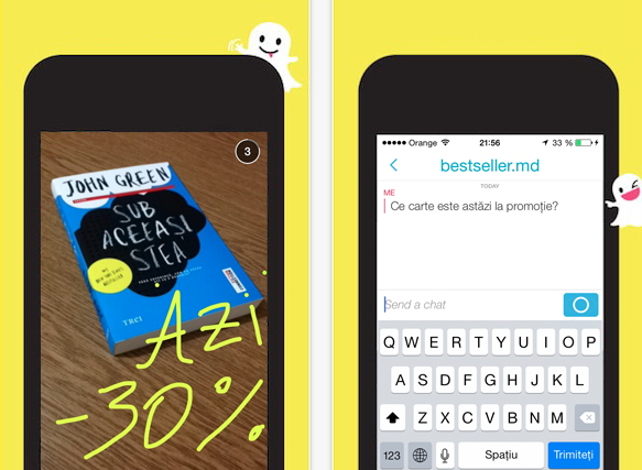 Snapchat-Bestseller.md