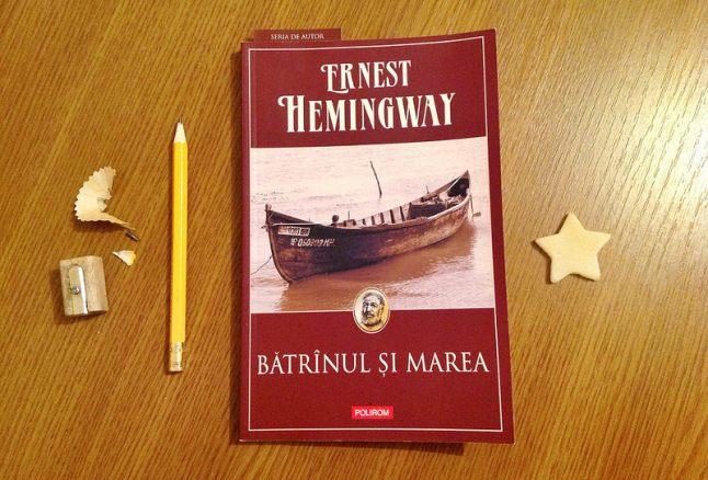 Bătrînul și Marea, Hemingway