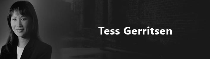 14. Tess Gerritsen