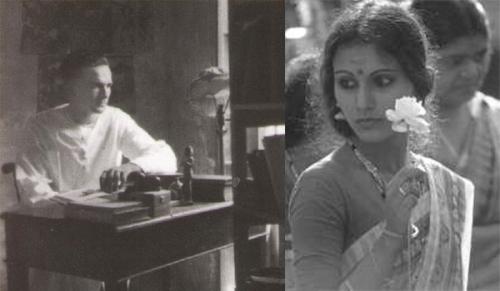 Mircea Eliade și Maitreyi Devi. Bhowanipore 1933. Foto: Thedailystar.net