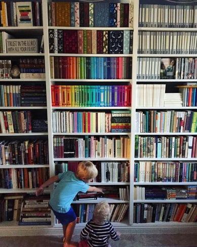 library-home-children